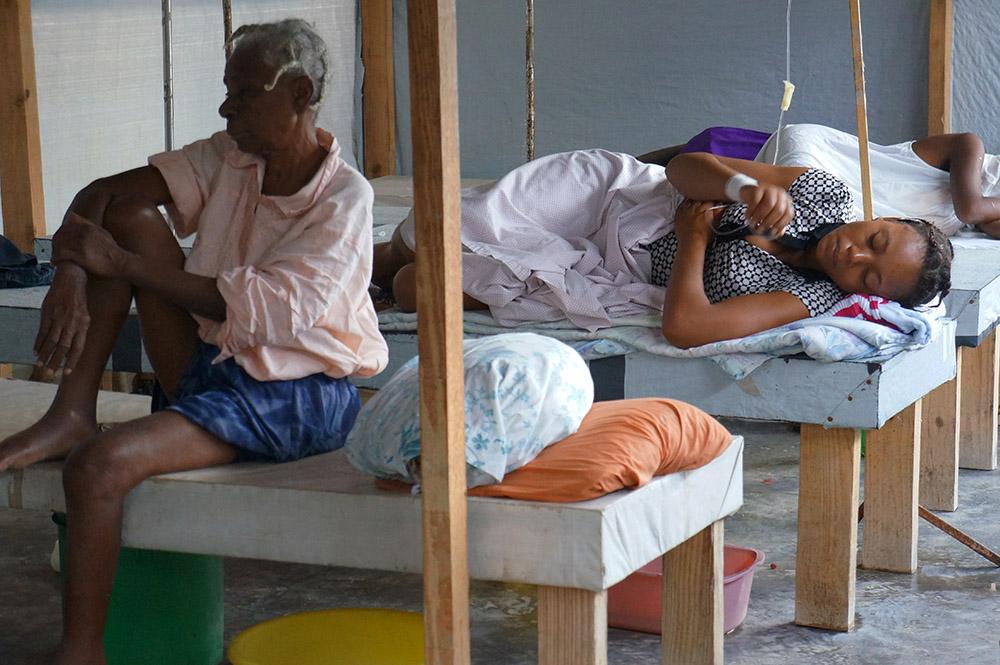 U.N. Admits Role in Cholera Epidemic in Haiti - The New ...