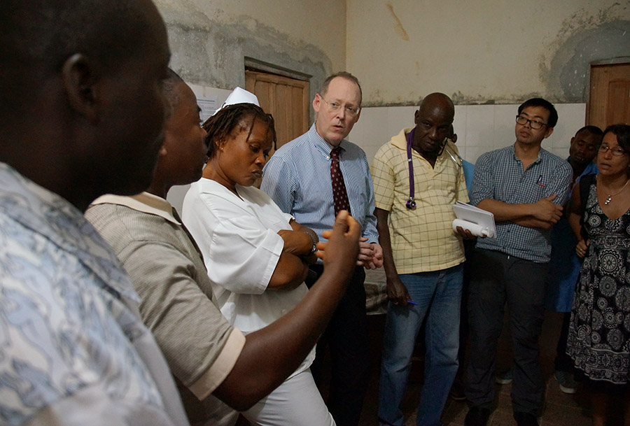 paul farmer essay Annotated bibliography for paul farmer in a paper of three pages, the writer looks at paul farmer's humanitarian relief efforts as explored.