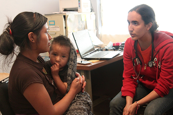 Life as the Only Doctor Atop Mexico's Sierra Madre