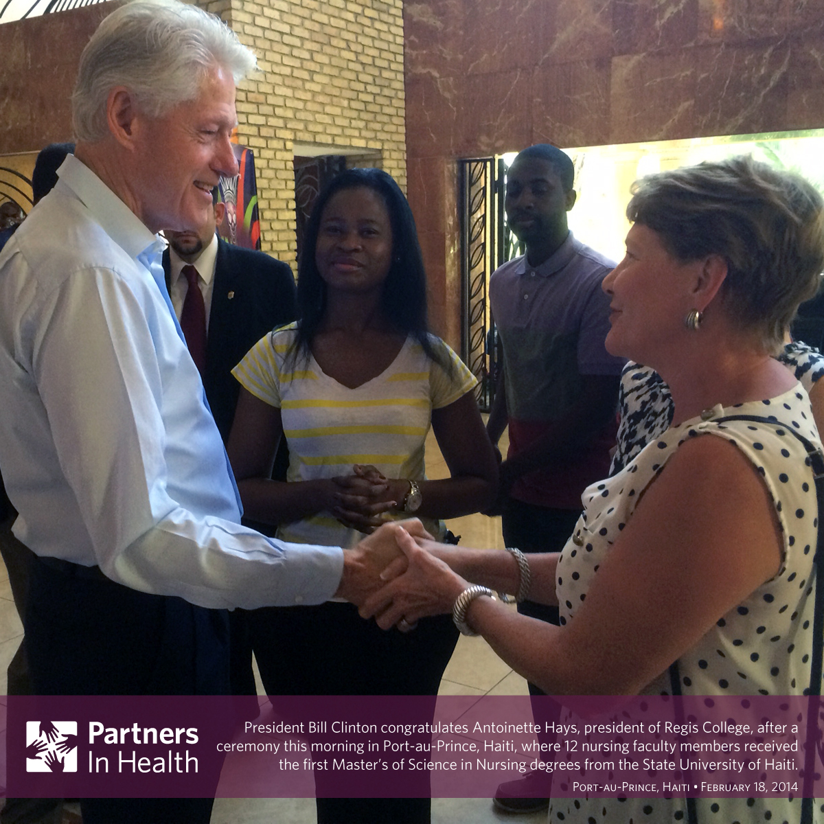 A New Era of Nursing in Haiti