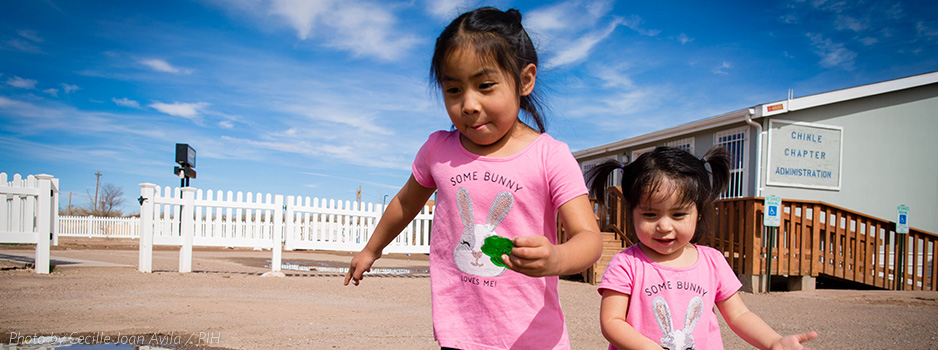 Eating well in the Navajo Nation