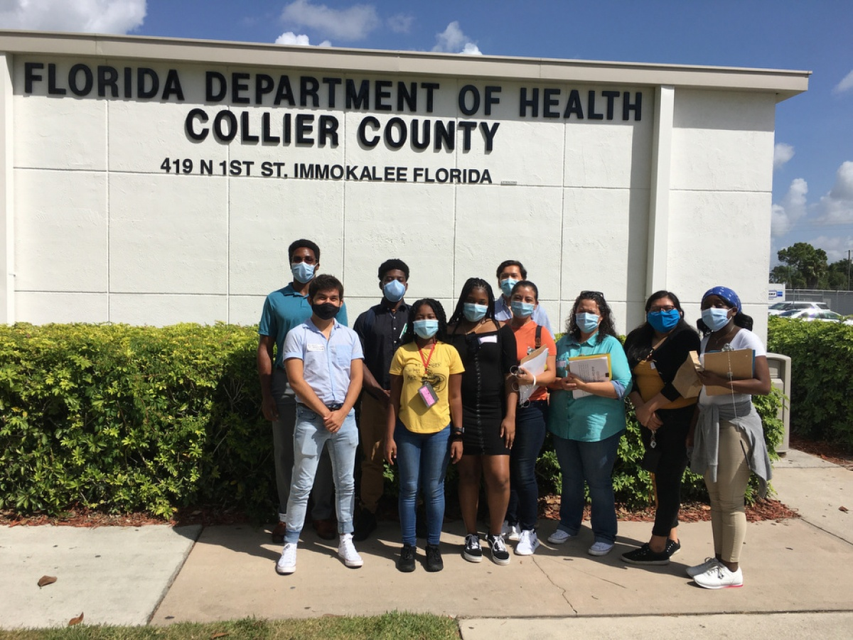 Florida Department of Health Collier County