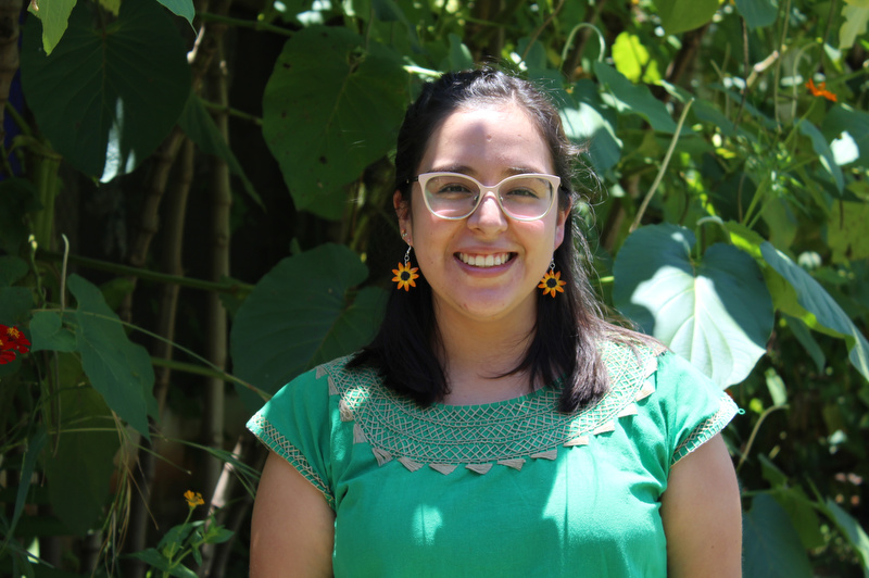 Dr. Stephanie Picazo, a pasante in this year's cohort. Photo by Paola Rodriguez / PIH.