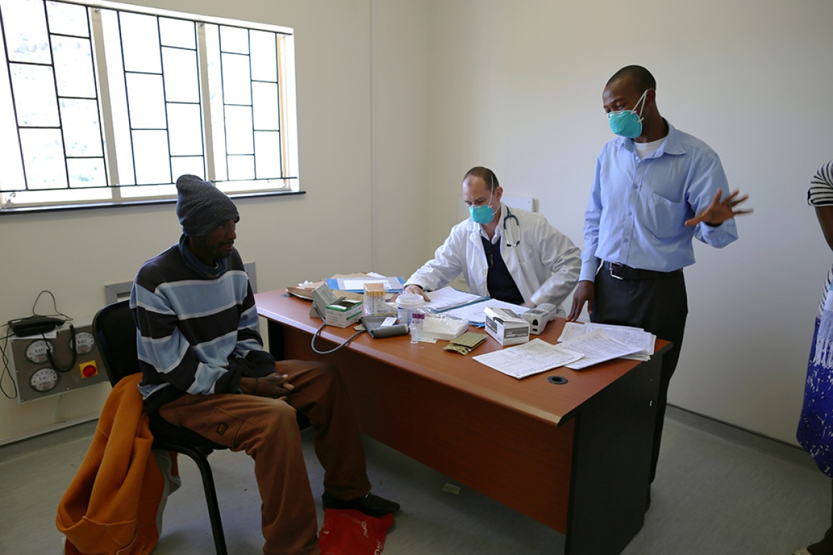 Lesotho's One-of-a-Kind Hospital