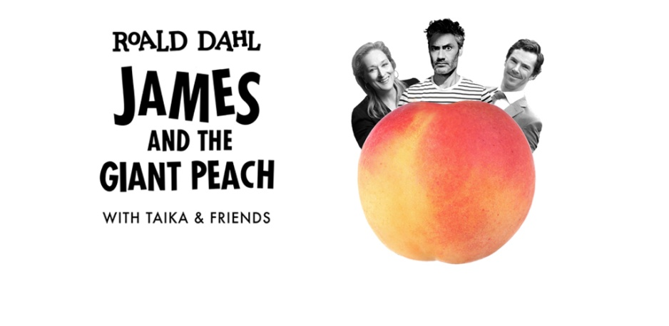 James and the Giant Peach series to benefit PIH