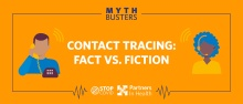 PIH's experts divide fact from fiction in this contact tracing mythbuster