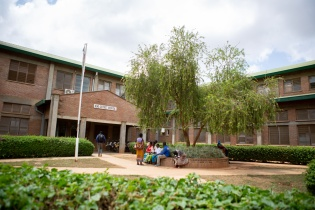 PIH-supported Neno District Hospital in Malawi