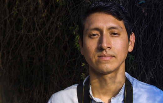 Melquiades, a tuberculosis survivor from Peru, is now a global advocate for patients.