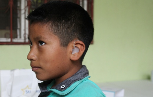boy in rural mexico receives hearing aids after long search for care