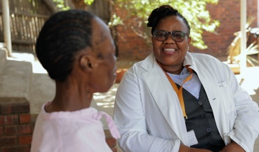 Care for TB patients at PIH's Botsabelo Hospital in Maseru could benefit from COVID-19 infrastructure improvements