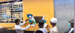 Plaque opening at SLPTH