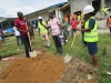 Work on ER facility underway in Pleebo, Liberia